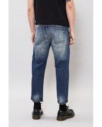 Dr. Denim - Otis Workers' Blue Wash Jeans - Lyst