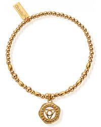 ChloBo - Cherabella Throat Chakra Bracelet - Lyst