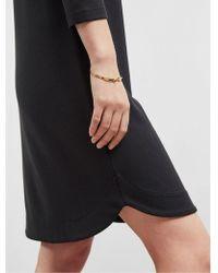 Great Plains - Joelle Shift Dress In Black - Lyst