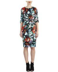 BOURNE - Polly Dress Green - Lyst