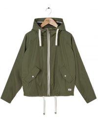 Parka London - Kate Lightweight Jacket In Rifle Green - Lyst