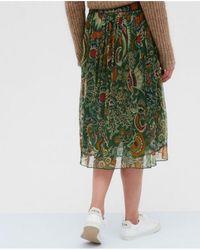Hartford - Jasmin Green Skirt - Lyst