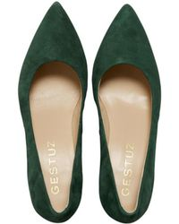 Gestuz - Green Caro Shoes - Lyst