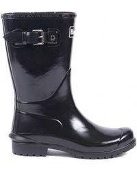 Barbour - Women's Primrose Short Wellington Boots - Lyst