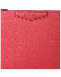 Givenchy Antigona Pouch - Red