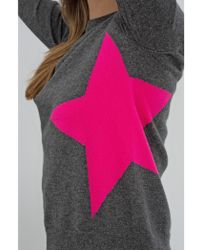 Cocoa Cashmere - Star Jumper - Lyst