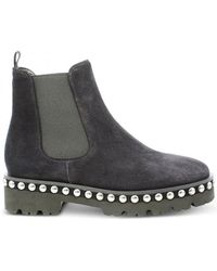 Kennel & Schmenger - Nia Chelsea Boot With Studs - Lyst