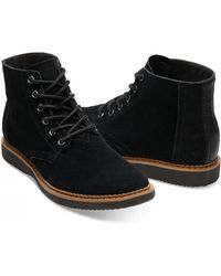 TOMS - Porter Boots - Lyst