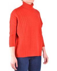 Jucca - Red Wool Jumper - Lyst