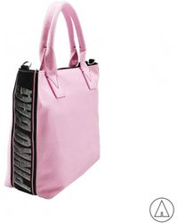 Pinko - Tote Bag In Pink - Lyst