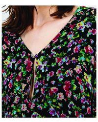 American Vintage - Peo101b Floral Dress - Lyst