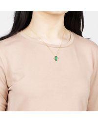 V Jewellery - Audrey Pendant - Lyst