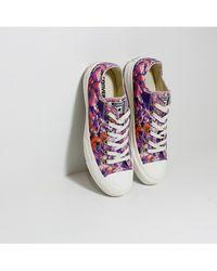 Converse - All Star Flower - Lyst