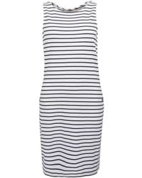 Barbour - Women's Dalmore Striped Dress - Lyst