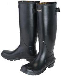 Barbour - Women's Jarrow Adjustable Wellington Boots - Lyst