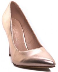 Madden Girl - Heels In Rose Gold - Lyst