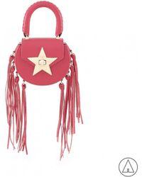 Salar - • Cross Body Bag In Pink - Lyst