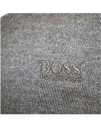 BOSS Green - C-can Basic Cardigan - Lyst