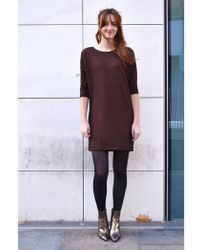 Numph - New Irene Jersey Dress - Lyst