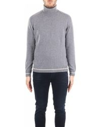 Low Brand - Dolcevita Wool And Cashmere - Lyst