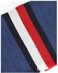 Tommy Hilfiger - Men's Corporate College Scarf - Lyst