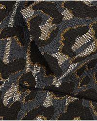 POM Amsterdam - Big Leopard Grey Jacket - Lyst