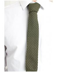 Gibson - Knitted Solid Tie - Lyst