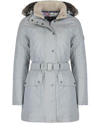 Barbour - Lifestyle Women's Kirkby Coat - Lyst