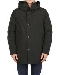 Woolrich - Jacket In Black - Lyst