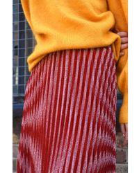 Second Female - Pukki Poinciana Skirt - Lyst