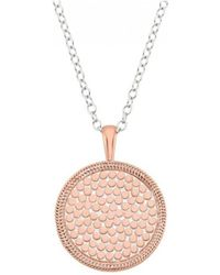 Anna Beck - Reversible Beaded Necklace - Lyst