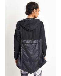 Reebok - Black Training Supply Jacket - Lyst