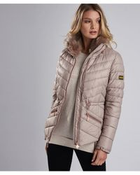 Barbour - Velencia Quilted Jacket - Lyst