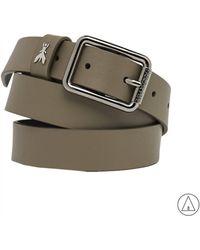 Patrizia Pepe - Belt In Grey - Lyst