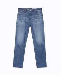 AG Jeans - The Isabelle High Rise Jean Led1753rh - Lyst