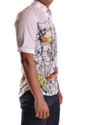 McQ - Men's Mcbi206017o White Cotton Shirt - Lyst