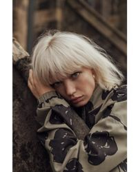 Native Youth - Forest Flora Unisex Parka - Lyst
