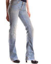 Pinko - Women's Mcbi242034o Blue Cotton Jeans - Lyst