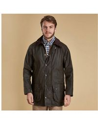 Barbour - Classic Beaufort Wax Jacket - Lyst