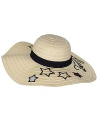 Tommy Hilfiger - Women's Tommy Stars Straw Hat - Lyst