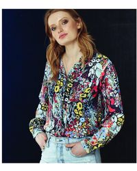 Lily and Lionel - Poppy Field Daria Shirt - Lyst