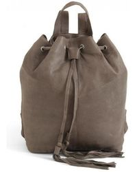 Day & Mood - Natasja Leather Backpack - Lyst