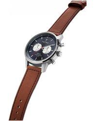 Triwa - Blue Steel Nevil Watch - Lyst