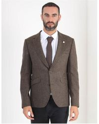 Gibson - Muted Check Jacket - Lyst