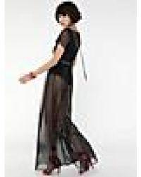 Patrizia Pepe - Long Tulle Dress - Lyst