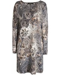 Ilse Jacobsen - Nice Vintage Print Tunic Dress - Lyst