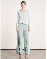 Elliatt - Sway Trousers Sage - Lyst