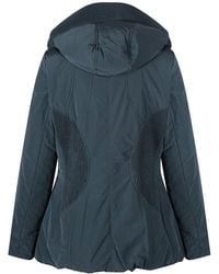 Creenstone - Women's Waist Detail Jacket With Hood - Lyst