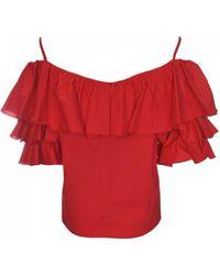 Vivetta - Elnath Off-Shoulder Blouse - Lyst