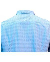 BOSS Green - C-baldasar Textured Spot Shirt - Lyst